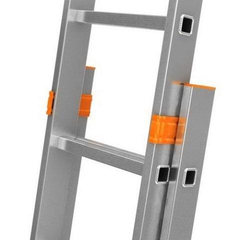 Алюминиевая Приставная Лестница с Площадкой: Виды Конструкций