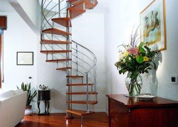 Красивые лестницы и ограждения: выбор дизайна