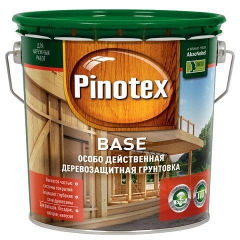 Пинотекс – отличная защита от влаги