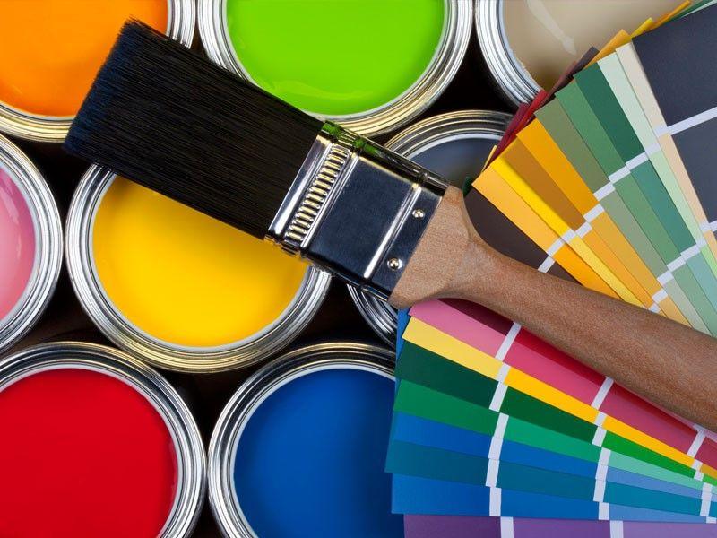 Чем покрасить лестницу