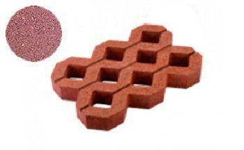 Газонная решетка Меликонполар Меба, красный