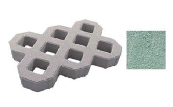 Газонная решетка Выбор, гранит зеленый