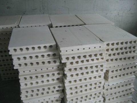 Хранение плит