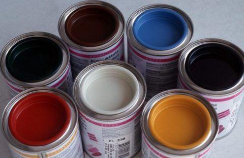 Краски и эмали для лестницы