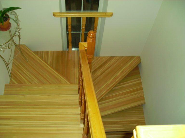 Лестница своими руками из дерева расчеты видео