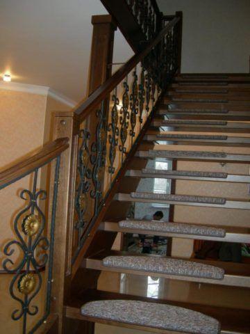 Лестница на тетивах