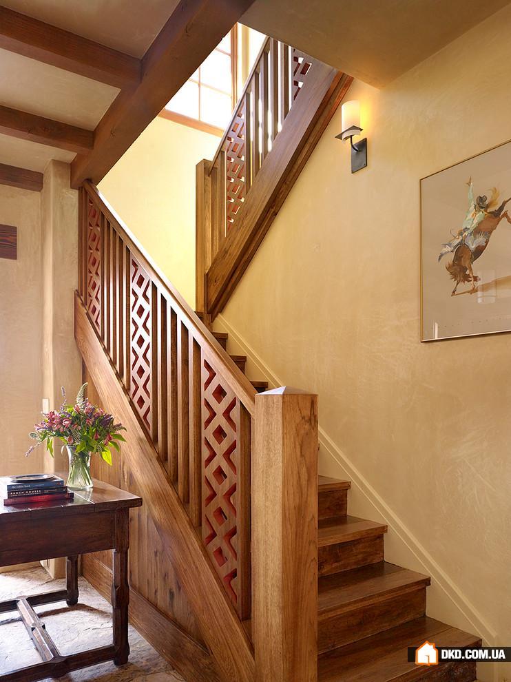 Ограждения для маршевых и винтовых лестниц в частном доме