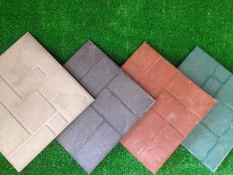 Полимерная плитка