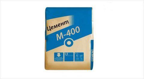 Цемент марки М 400