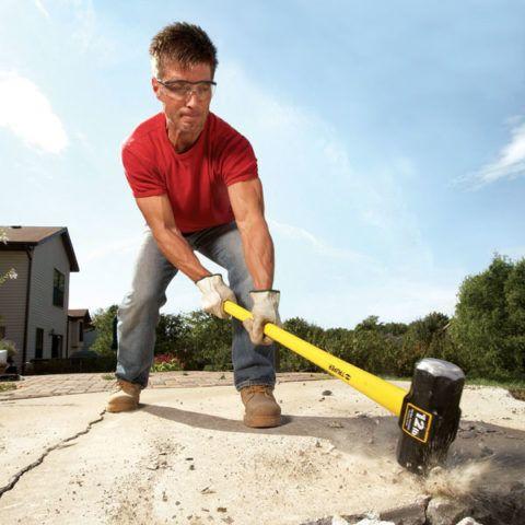 Бетон - один из самых прочных строительных материалов