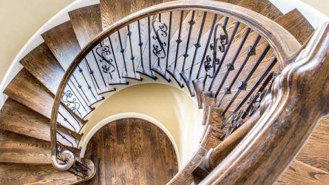Богатая фактура и рисунок натуральной древесины