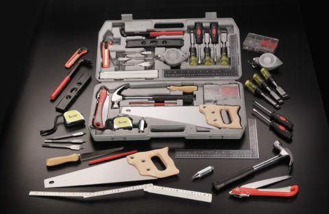 Инструменты профессионального плотника