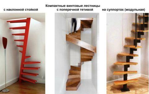 Изготовление железных лестниц: нестандартные винтовые конструкции