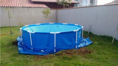 Изоляция бассейна
