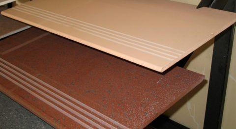 Керамогранитная нескользящая плитка для крыльца