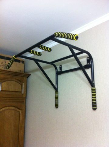 Компактный подвесной тренажер