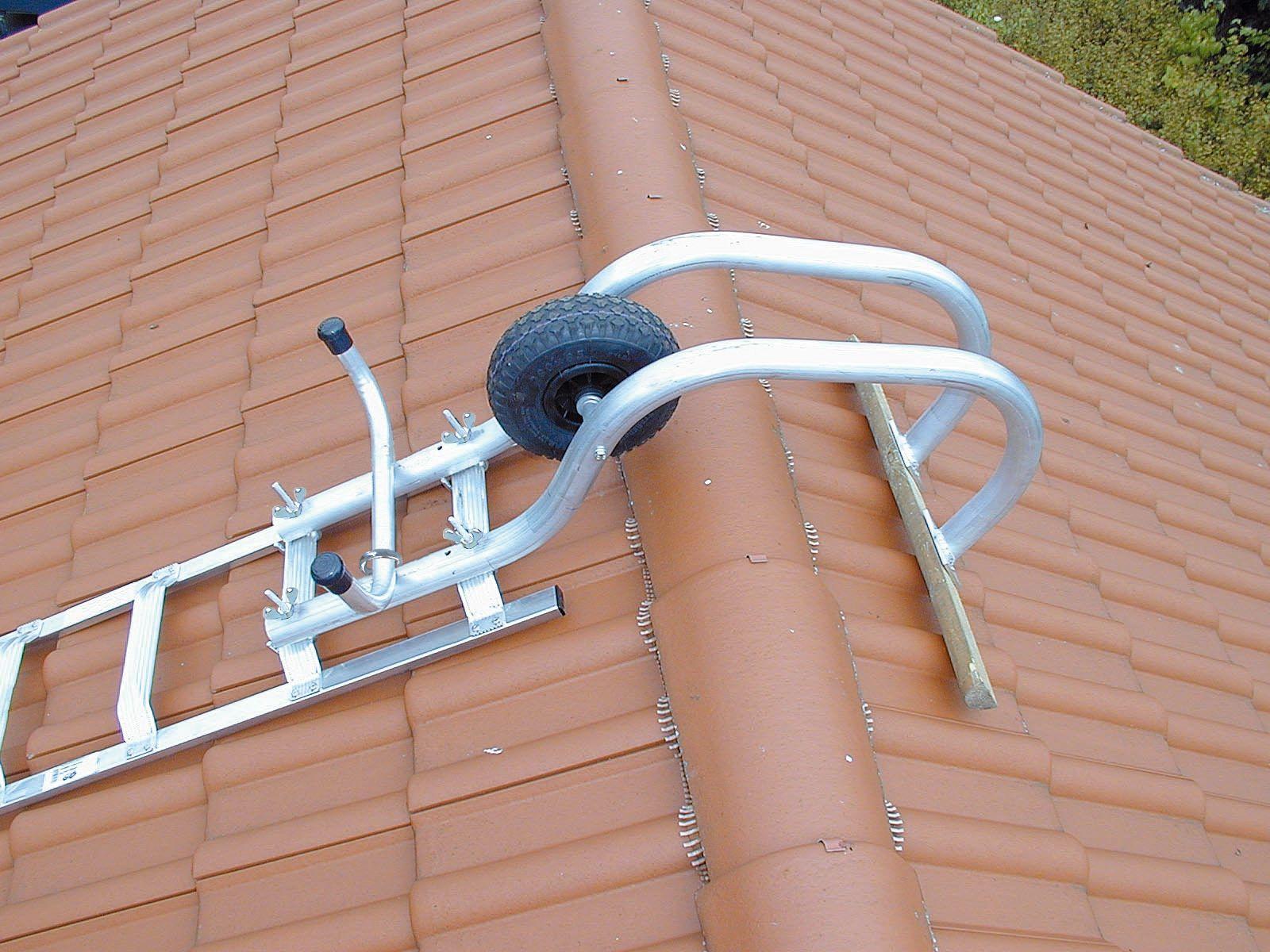 Как сделать веревочную лестницу своими руками для крыши