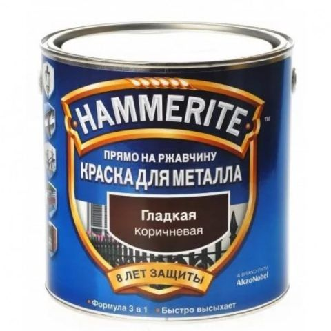Краска для металлических ограждений