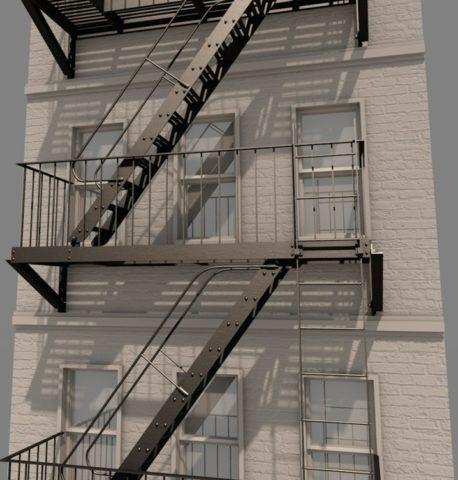 Крепление лестницы должно быть надёжным