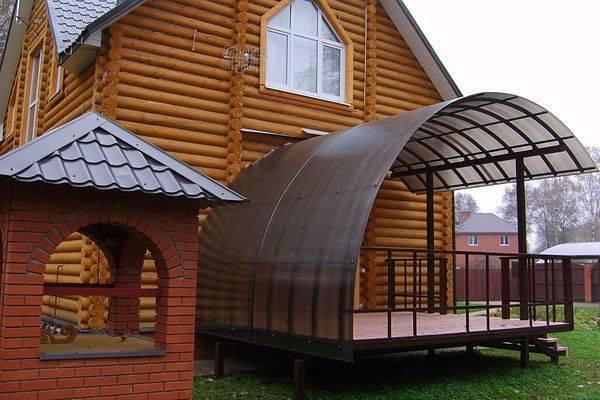 крыльцо частного дома схема