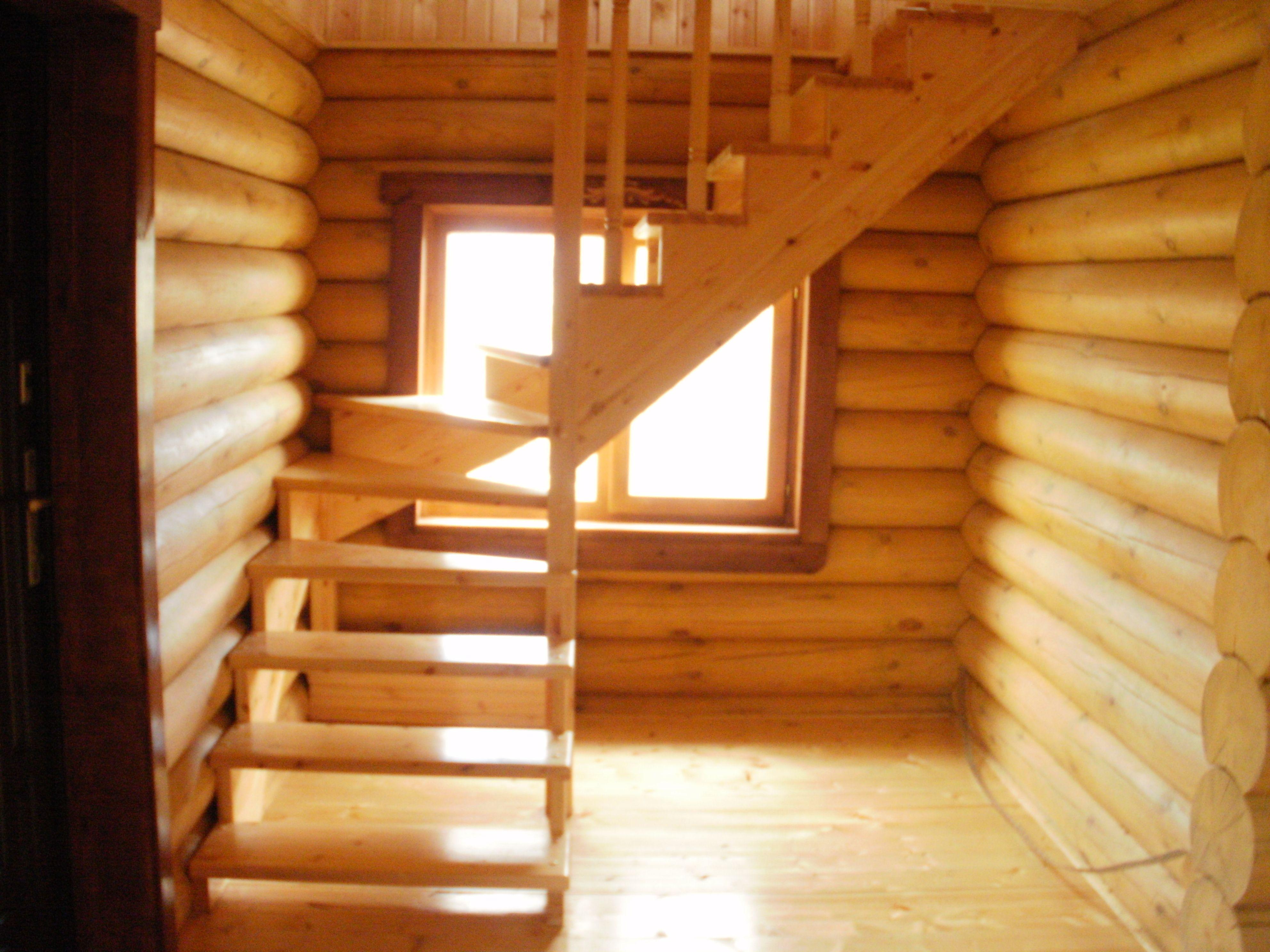 Лестницы на второй этаж деревянные: варианты конструкций и этапы работ Lestnici
