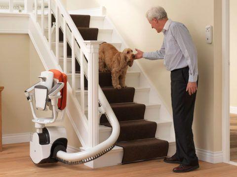 Лестницы и подъемные устройства кресельного типа
