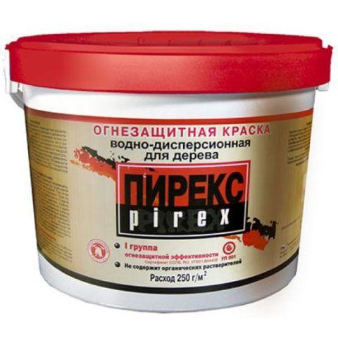 Огнезащитная краска для древесины