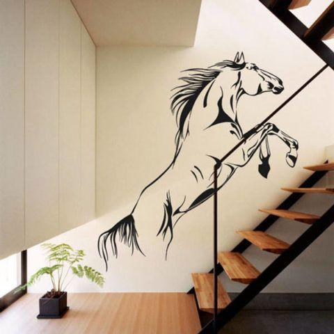 Самоклеющаяся наклейка для декорирования свободной стены