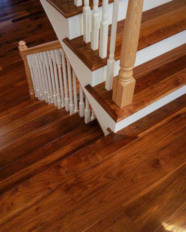 Сохранение фактуры древесины при окрашивании