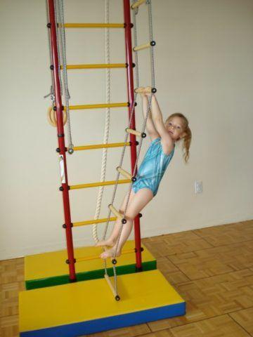 Веревочная лестница или сеть