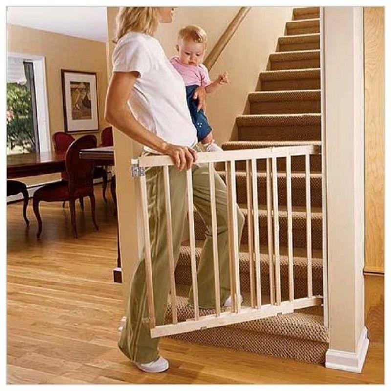 Как сделать лестницу если дома ребенок