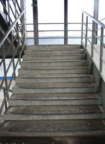 Бетонные лестницы: ремонт