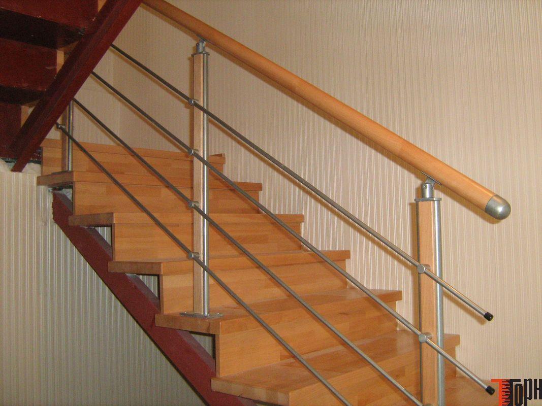 Лестницы своими руками из дерева и металла