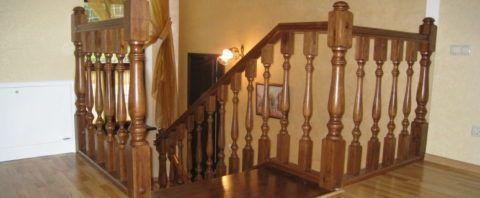Красивые балясины для лестниц