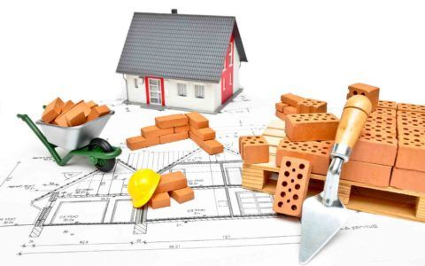 Перед тем как строить определяемся с проектом