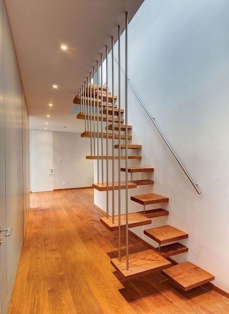 Лестницы внутри дома своими руками