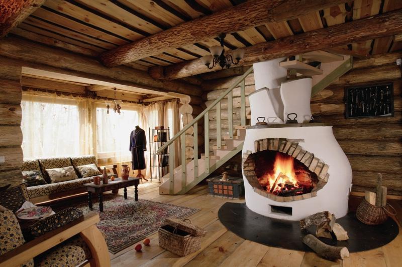 Landhaus Wohnzimmer