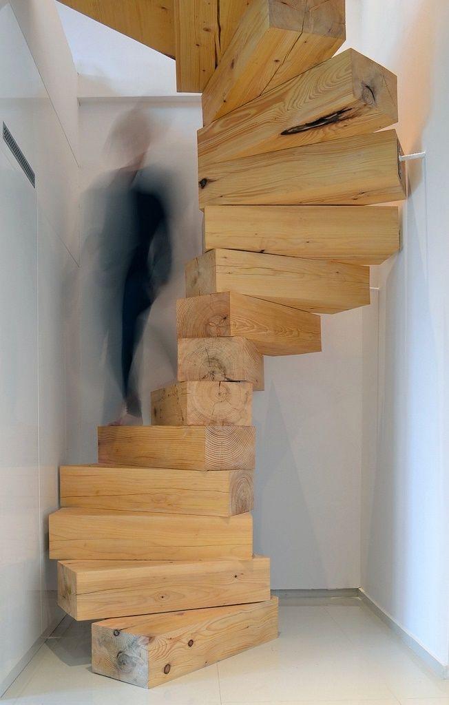 Лестница в дом на второй этаж своими руками из дерева
