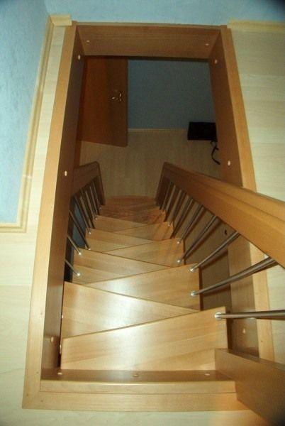 Как правильно сделать лестницу на второй этаж в маленьком пространстве