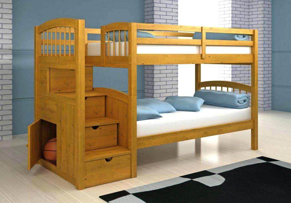 Двухъярусная кровать фото своими руками
