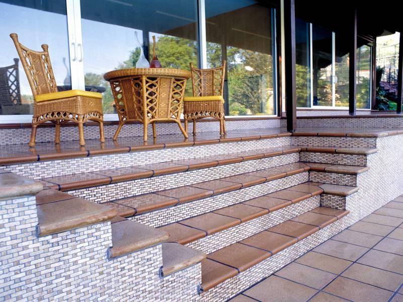 Лестница из бетона печатный бетон тверь