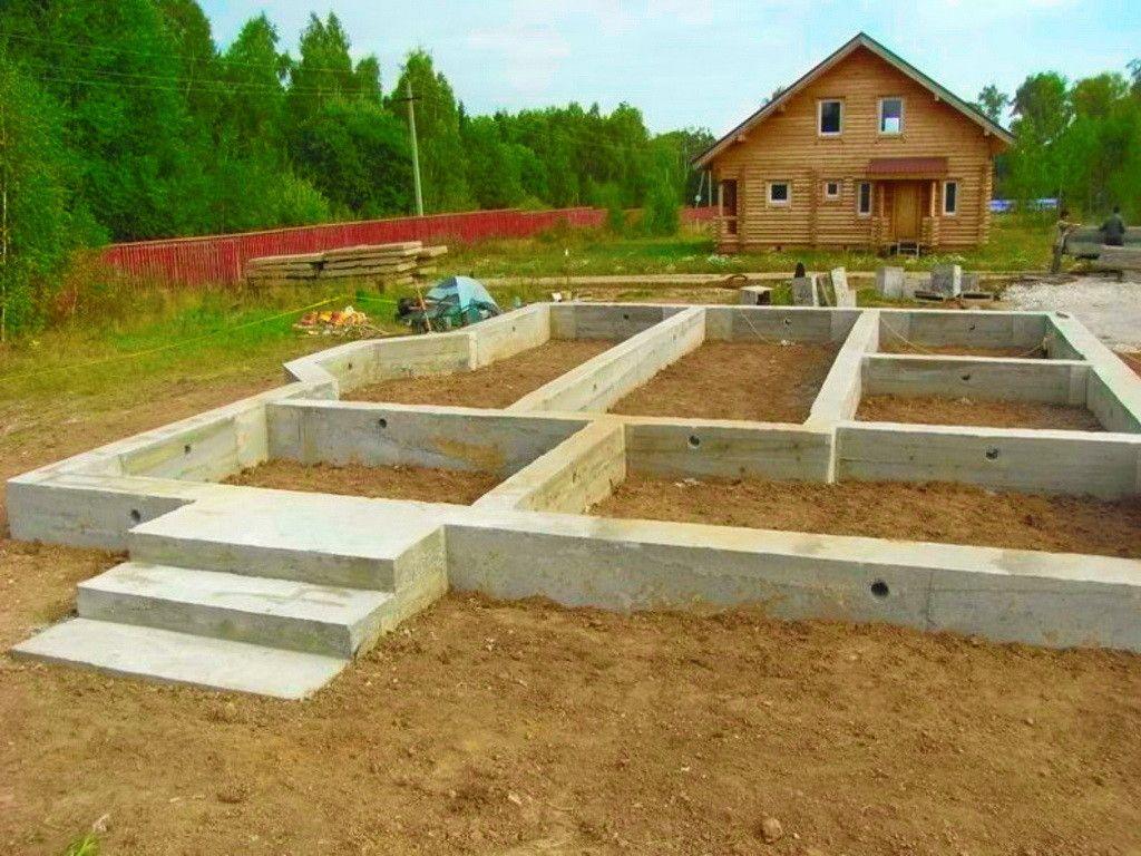С чего начать строительство дома на своем участке…