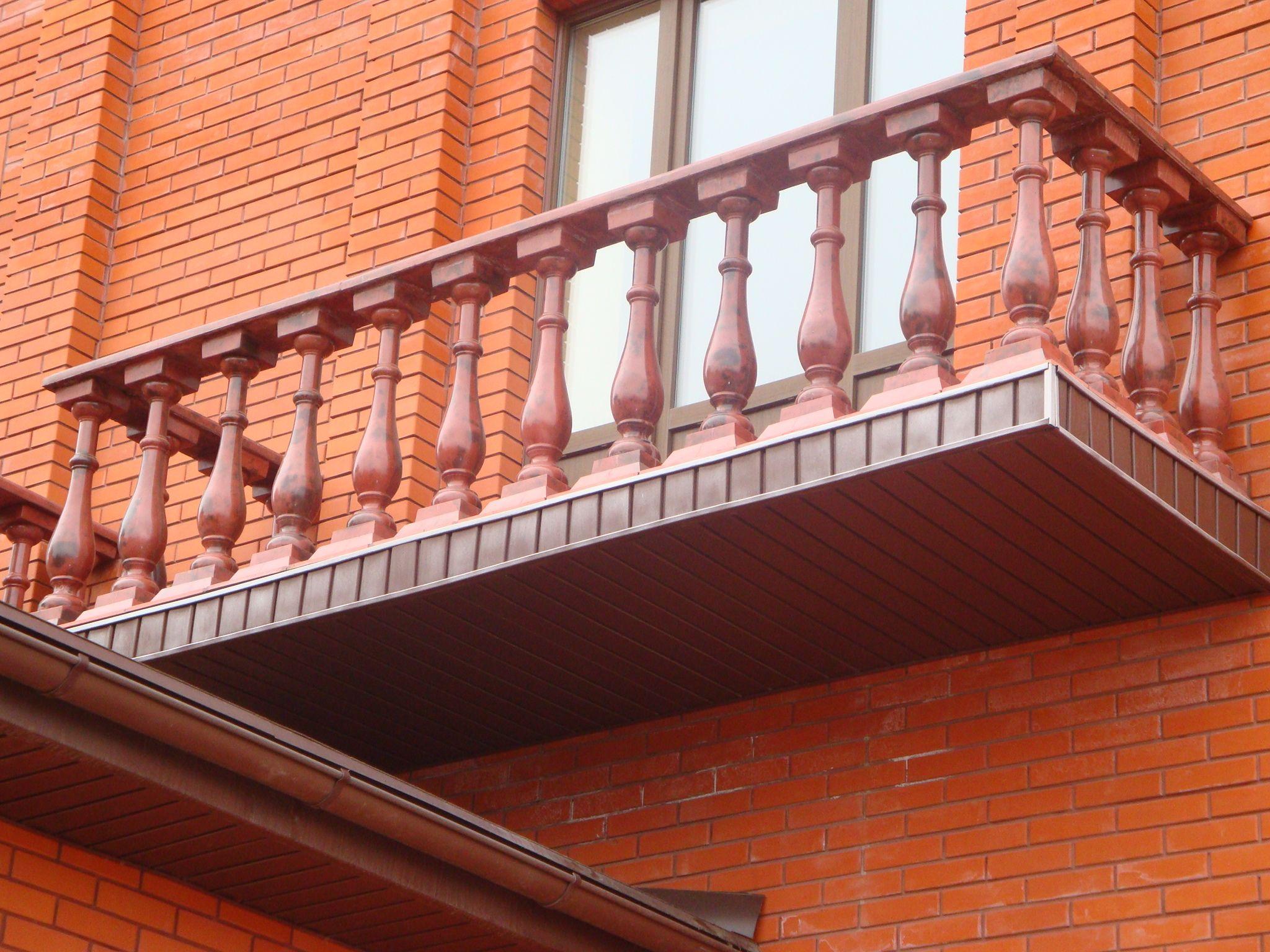 Балюстрада балкон коллекция изображений.