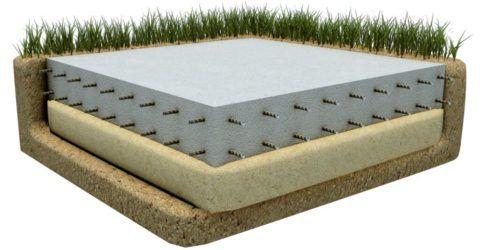 Как сделать лестницу бетонную: песчаная подушка под фундаментом
