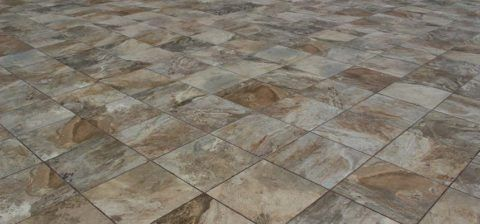 Керамогранит с текстурой природного камня
