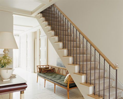 Лестницы в частном доме: интерьер