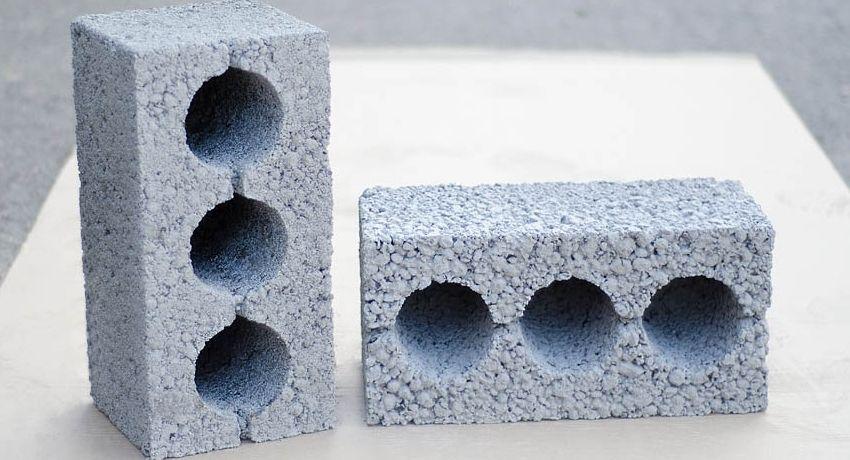Строительные блоки на фото – подходящий материал для строительства крыльца