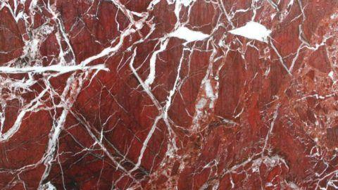 Красный турецкий мрамор