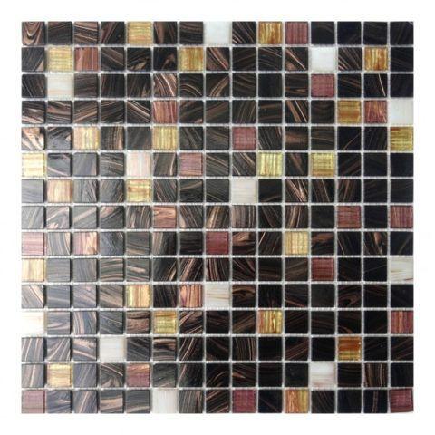 Лист мозаичной плитки на мягкой основе