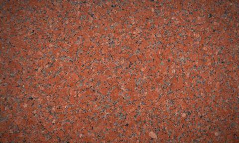 Однородно окрашенный полиминерал красновато – коричневого цвета